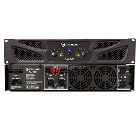 Power Lifier 300 Watt crown xli 800 lifier 2x 300 watt 4 ohm