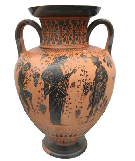Greece Vase by File Vase Dionysos Attica 520 Bc Jpg