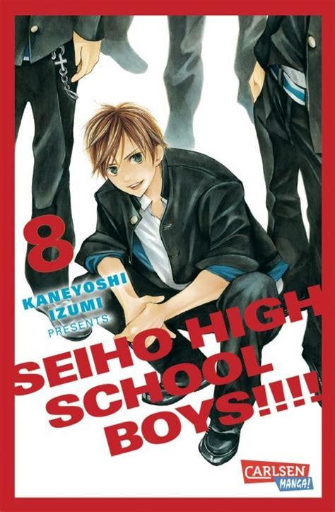 Komik Setseri Seiho Boys High School 1 8 Tamat End seiho high school boys animepro de