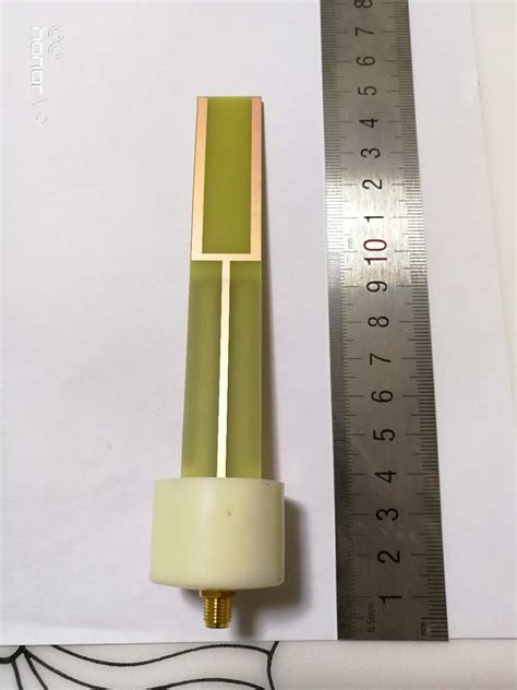 pc ads  microstrip antenna software radio antenna