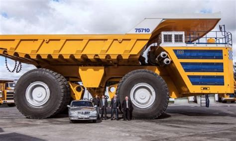 Designers Unveil New Dumper Truck Claiming It Could Be