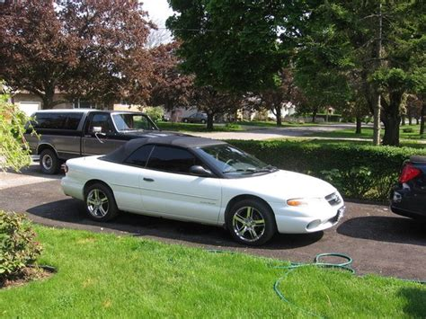 1997 Chrysler Sebring by Feenixdarq 1997 Chrysler Sebring Specs Photos