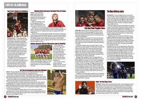 layout magazine sport sports magazine design layout on wacom gallery