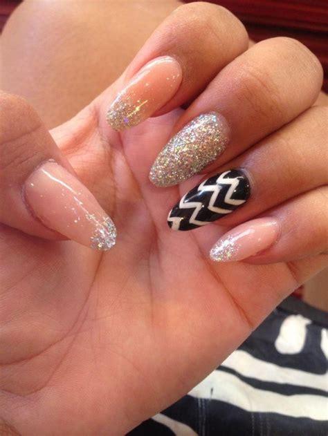 amazing stiletto nail designs
