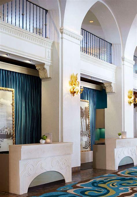 Turquoise Interior Design by Vinoy Renaissance St Petersburg Resort Golf Club