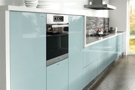 Blue Door Kitchen Ultragloss Metallic Blue Kitchen Door Custom Made Kitchens