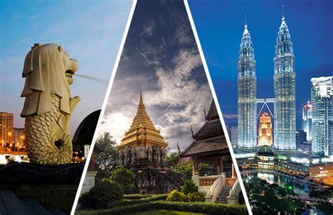 Paket Tour Singapore Malaysia 4h3m Include Tiket Pesawat Backpacking Malaysia Singapura Thailand Touareg