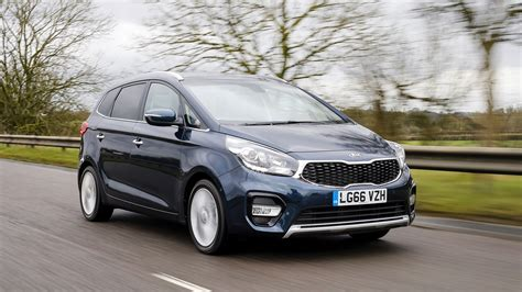 used silver kia carens cars for sale on auto trader uk
