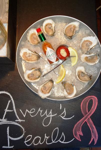 Farm To Table Baltimore by Introducing Avery S Pearls A New Farm To Table Oyster At