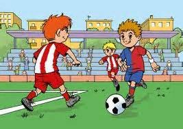imagenes de niños jugando de 2 años fotos de nios jugando al futbol excellent dos nios