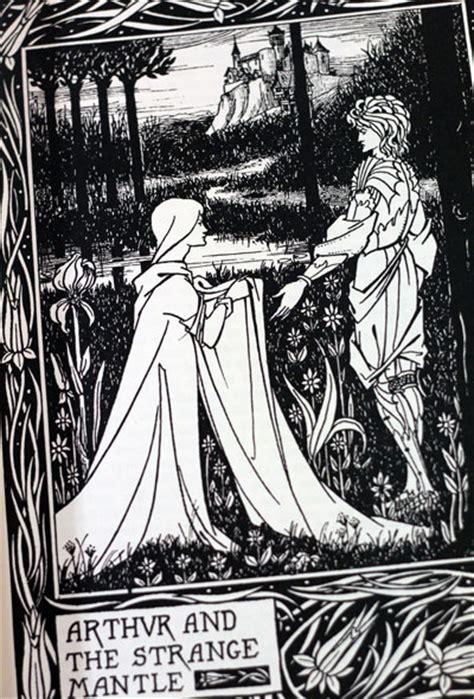 le morte darthur sir thomas malory aubrey beardsley