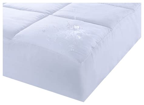 Water Stain On Mattress 100 cotton alternative water and stain resistant