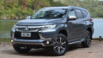 Mitsubishi Pajero Sport Mitsubishi Pajero Sport Gls 7 Seat 2017 Review Carsguide