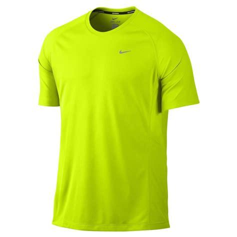 Tshirt Kaos Deer nike miler uv herren shirt sportshirt laufshirt t shirt