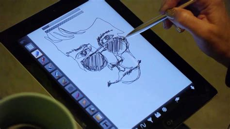 How To Make A Paper Touch Screen Phone - create on your tablet like pen on paper gosmart stylus