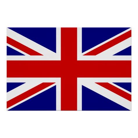 flags of the world with union jack the union jack flag print zazzle