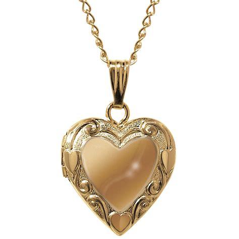 children engraveable locket necklace in 14kt gold filled