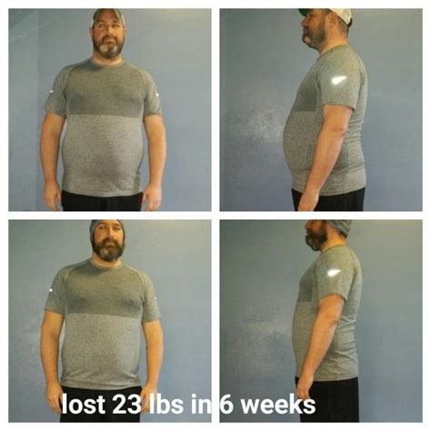 1 Week Detox Before And After by Before After Pics