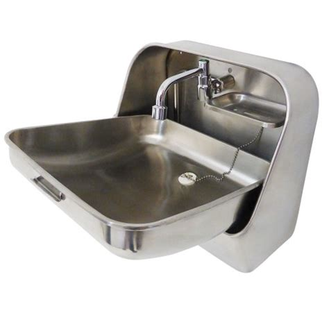 stainless steel rv bathroom sink vehicle parts accessories stainless steel fold