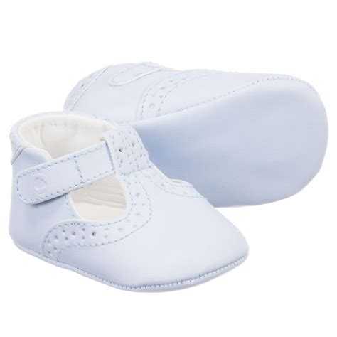 blue baby shoes mayoral newborn pale blue baby shoes childrensalon