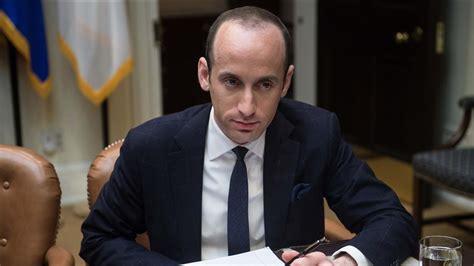 stephen miller kavanaugh who is trump s white house adviser stephen miller