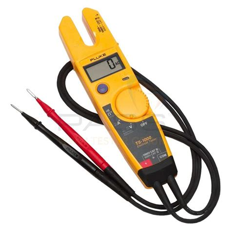 Ea Tester by Fluke T5 1000 Voltage Continuity Current Tester