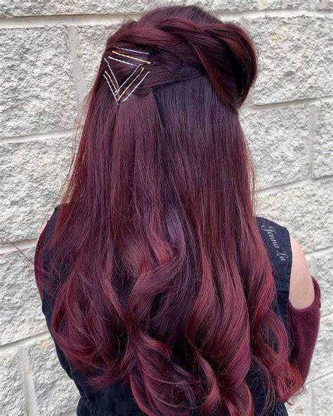 top  hair color trends    unique hair