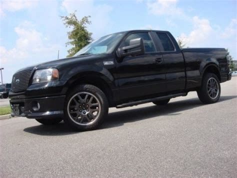 2008 Ford F150 Specs by 2008 Ford F150 Fx2 Sport Supercab Data Info And Specs