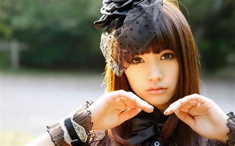 wallpaper cute girl japan cute japanese girl walldevil