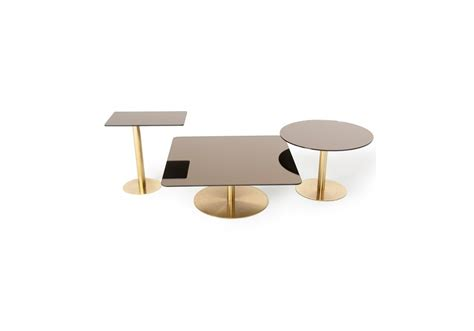Tom Dixon Coffee Table Flash Table Square Tom Dixon Milia Shop