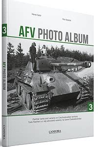 afv photo album vol 3 panther tanks and variants on czechoslovakian territory and edition books amiami character hobby shop afv photo album 3