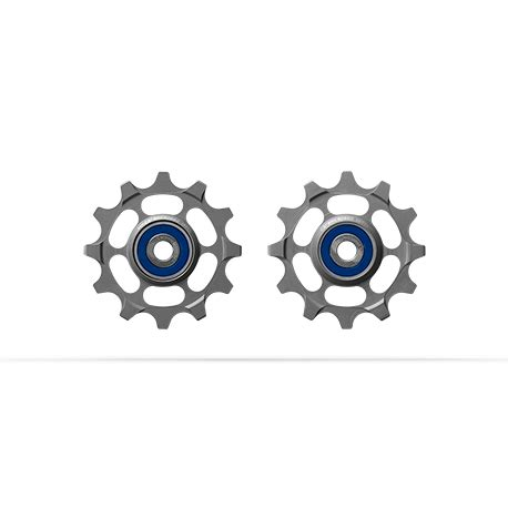 Ceramicspeed Pulley Wheel Sram 11 Spd Aloy Cspw10702000 ceramicspeed sram 1x11 titanium 11s pulley wheels for rear derailleur