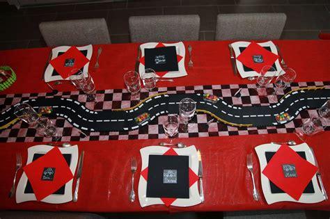 Lit Pour Enfant 2 Ans 1772 deco de table anniversaire theme voiture table de lit