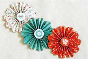 paper flowers garland orange turquoise wedding wall decor