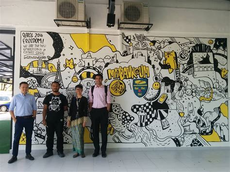 doodle malaysia perol graffiti malaysia doodle commissioned by maybank