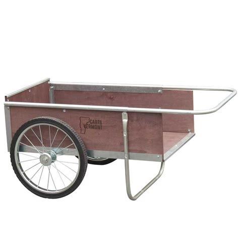 Wooden Garden Cart wooden garden cart medium