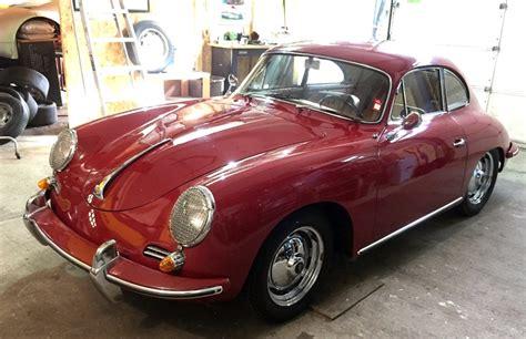 Porsche 356 B by 1960 Porsche 356 B Coupe