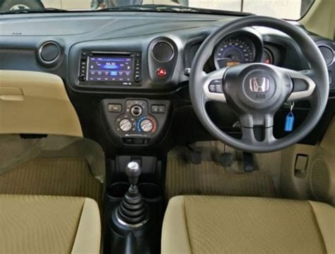 Amaze Car Interior by Amaze In India Features Reviews Specifications Sagmart