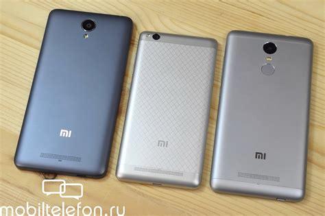 Xiaomi Redmi 3 xiaomi redmi 3 mobiltelefon ru