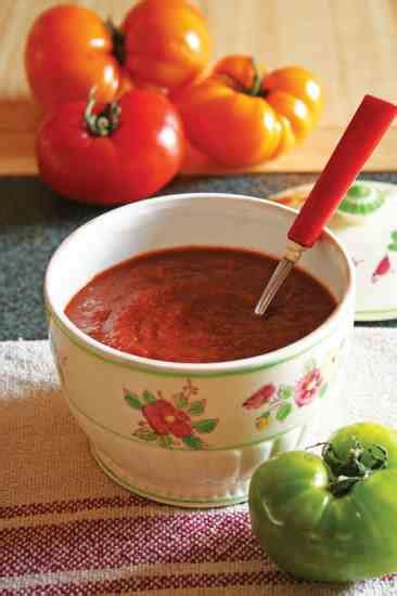 Easy Homemade Ketchup Recipe - Food and Entertaining ... Homemade Ketchup Recipe Fresh Tomatoes