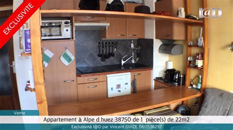 Vente Appartement Alpe D Huez 2965 by Vente Appartement 224 Alpe D Huez 38750 1 Pi 232 Ces De