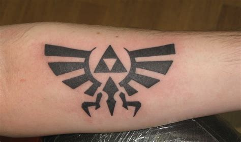 legend of zelda tattoos legend of st