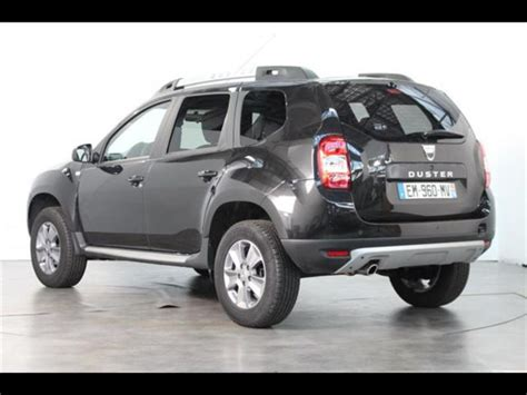 renault duster 2017 black dacia duster tce 125 4x2 black touch 2017 occasion en