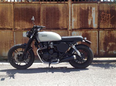 Suzuki Nighthawk Honda Cb 650 Sc Nighthawk By Aniba Motorcycles Rust And