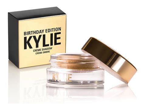 Birthday Edition Eyeshadow jenner s birthday edition range sells out in a