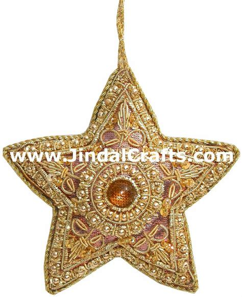 embroidered christmas ornaments christmas decorative