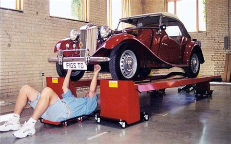 best car lift for home garage the one the better