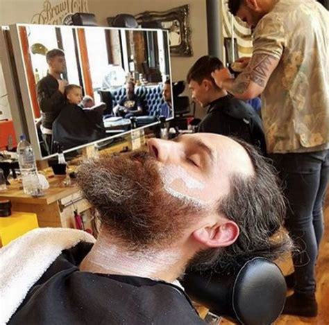 barber glasgow beard the best barbers in glasgow to get your barnet trimmed