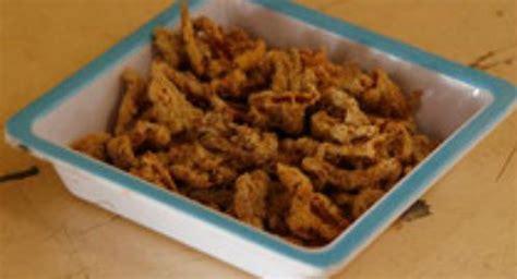 membuat jamur tiram crispy membuat jamur tiram krispi yang renyah