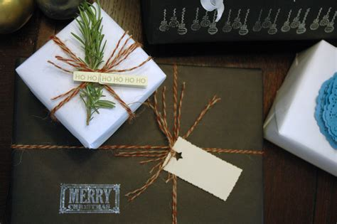 Craft Paper Wrapping Ideas - easy gift wrapping ideas an appealing plan
